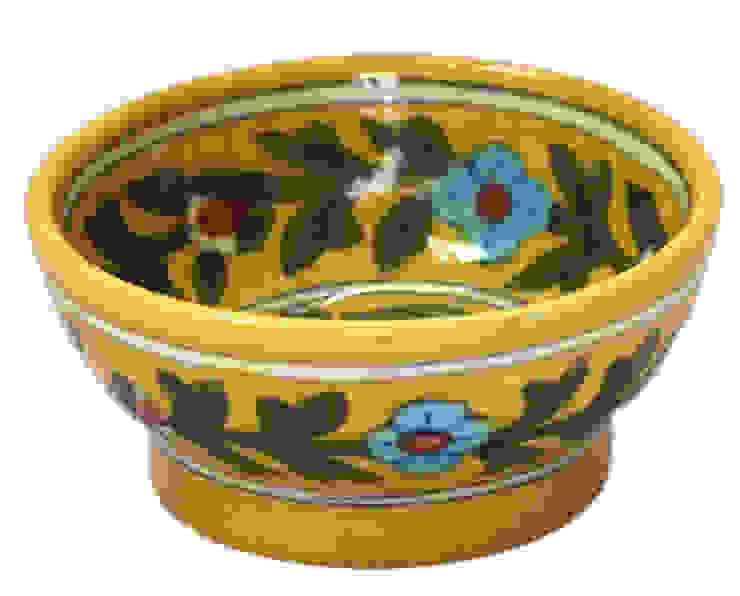Mini Bowl Yellow: asian  by DesignRaaga, Asian