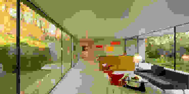 Villa am Bielersee I Schweiz von bauzeit architekten