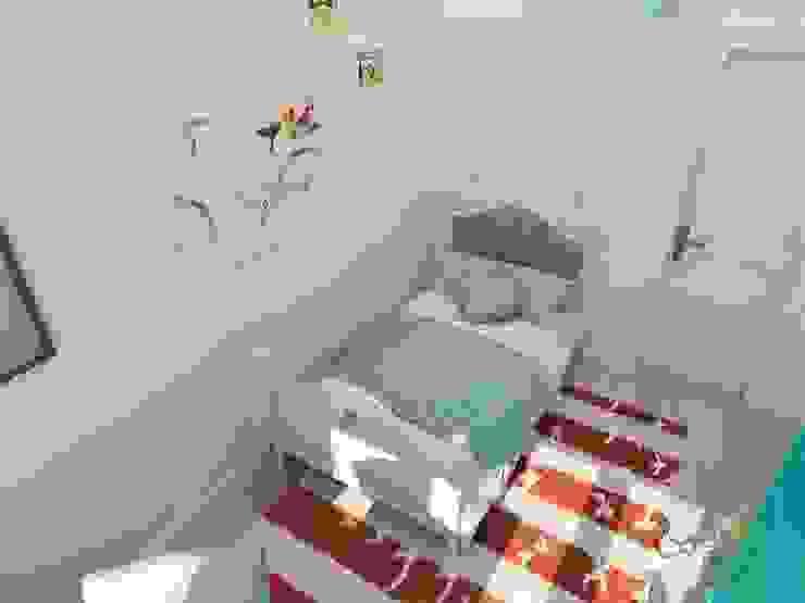 коттежд Детская комнатa в стиле кантри от The Аrt of interior from Olga Kalinina Кантри