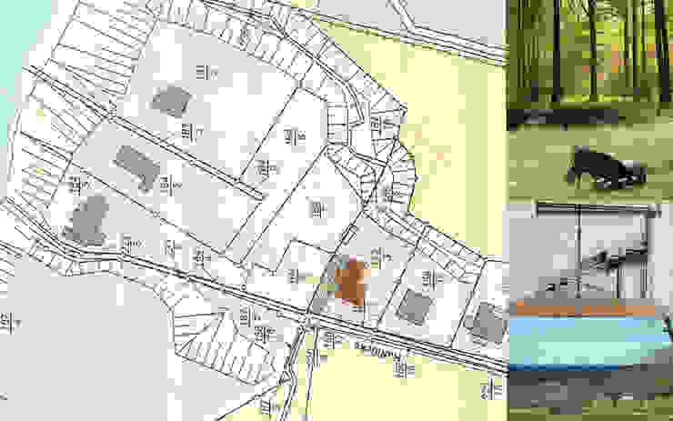 Haus BG- Grundstück, Lage, Blicke, Leitbild: modern  von gondesen architekt,Modern