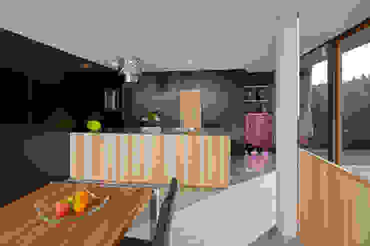 Küche - Foto by L. Frey von Studio Baumann