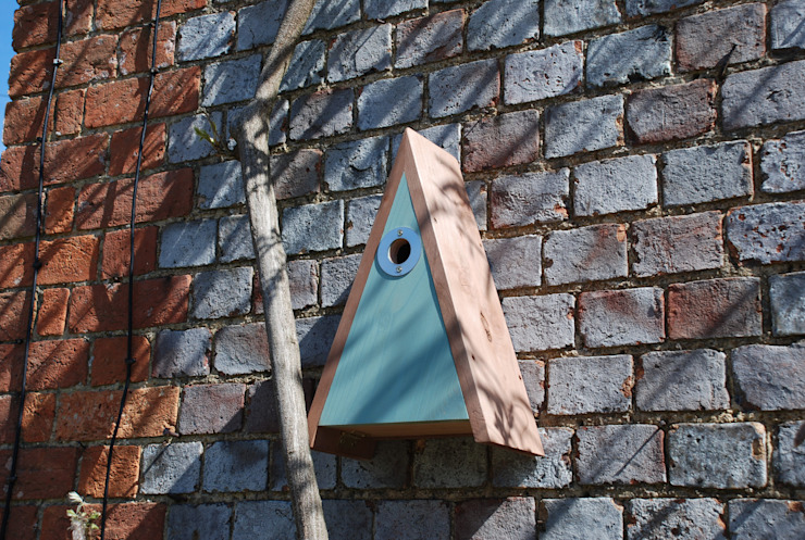 Prism Nest Box de Hen and Hammock Moderno