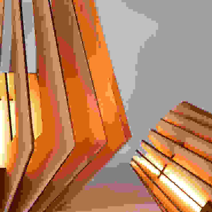 Detail van Spotnik en Mini-spot: modern  door Van Tjalle en Jasper, Modern
