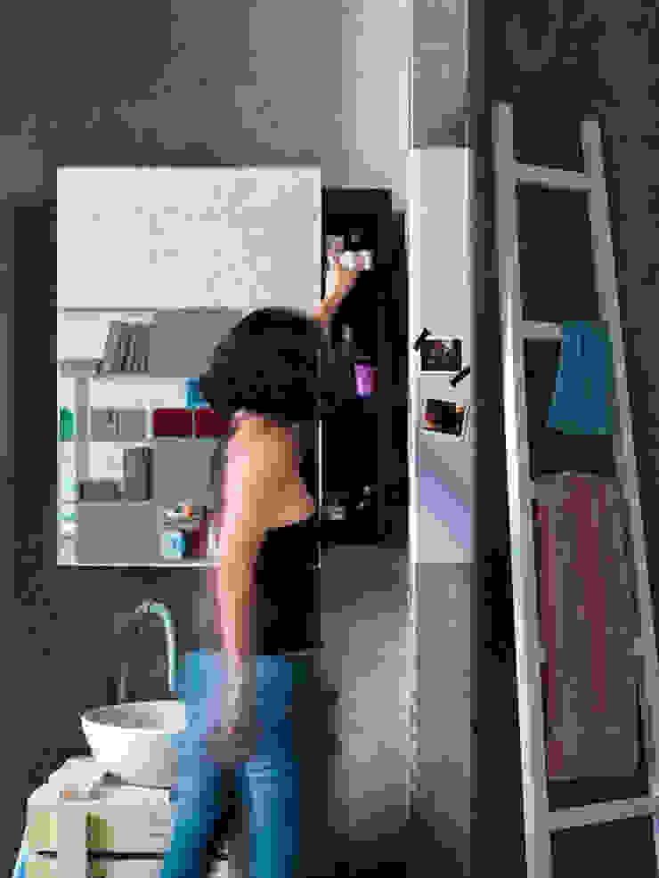 BACKSTAGE Miroir / élement de rangement HORM.IT Salle de bainArmoires à pharmacie
