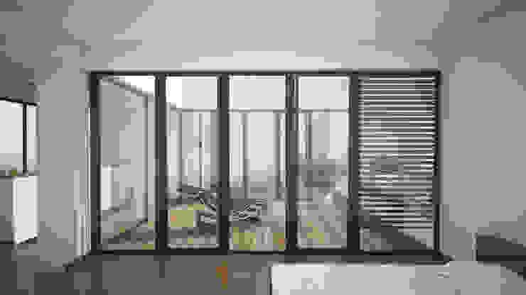 RTW Architekten Kamar Tidur Modern