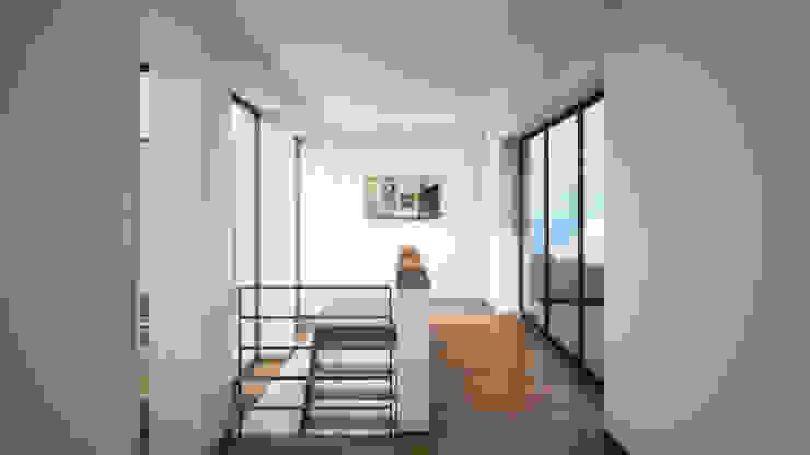 RTW Architekten Koridor & Tangga Modern
