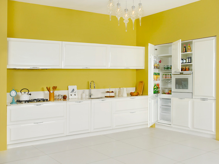 EURODECOR KitchenCabinets & shelves