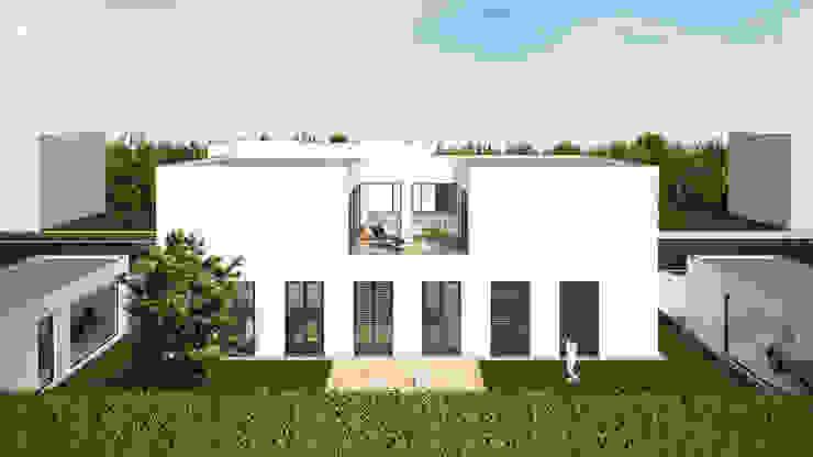 RTW Architekten Rumah Modern