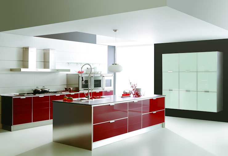 Kitchen تنفيذ EURODECOR ,