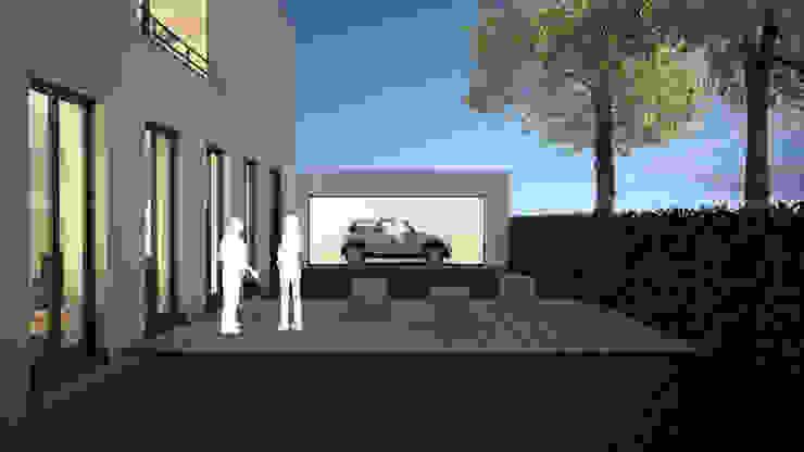 RTW Architekten Taman Modern