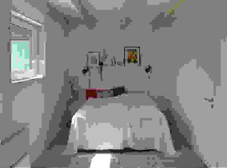 Elternschlafzimmer Skandinavische Schlafzimmer von gondesen architekt Skandinavisch