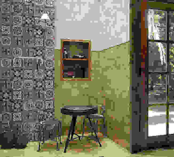 Milano Decor Legend Paredes y suelos de estilo rústico de INTERAZULEJO Rústico