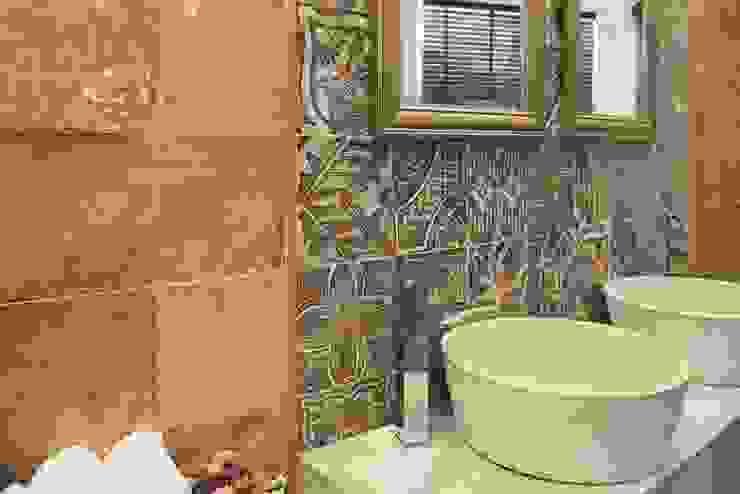 Milano Decor Century Baños de estilo rústico de INTERAZULEJO Rústico