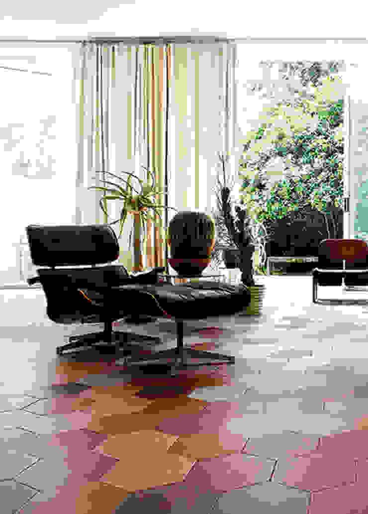 Pavimentos Paredes y suelos de estilo rústico de Ceramistas s.a.u. Rústico