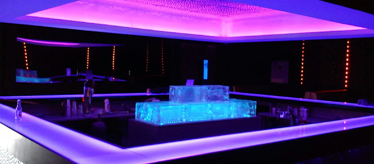 Night club Modern bars & clubs by LK Trading ltd/ Icefery Modern