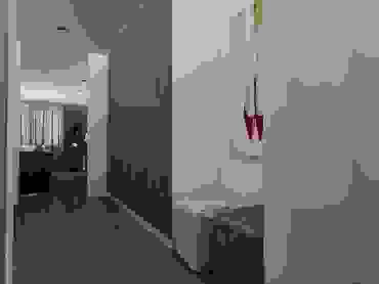 Коттедж Гостиная в стиле минимализм от The Аrt of interior from Olga Kalinina Минимализм