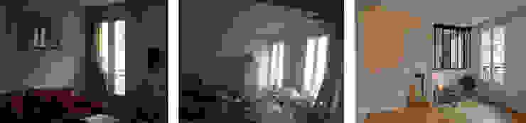 avant/après côté chambre par MELANIE LALLEMAND ARCHITECTURES