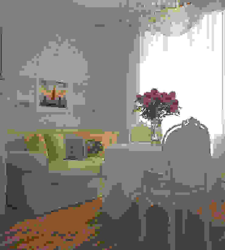 Кухня в стиле Французский прованс Кухня в стиле кантри от Универсальная история Кантри
