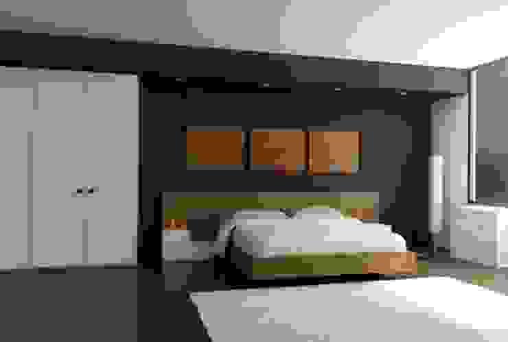 Dormitorio de Logos Kallmar Minimalista