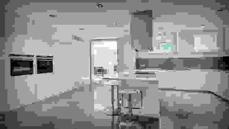 La Cucina Cucina moderna di homify Moderno