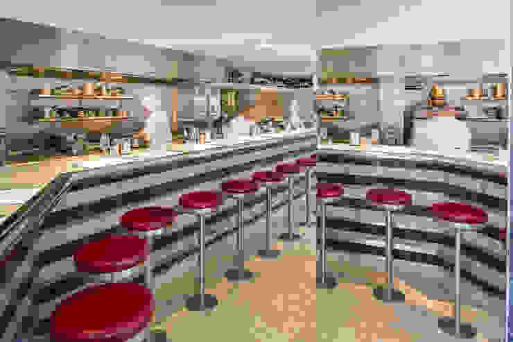 Barrafina Modern bars & clubs by Superfutures Modern