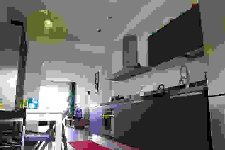 Casa B/S Cucina minimalista di Lorenzo Rossi | Architetto Minimalista