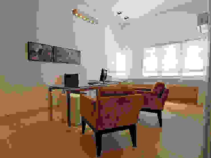Bureau minimaliste par Neoarch Minimaliste