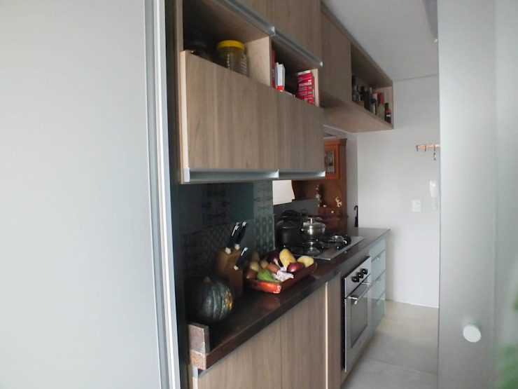 Cozinha Cozinhas clássicas por Arketing Identidade e Ambiente Clássico