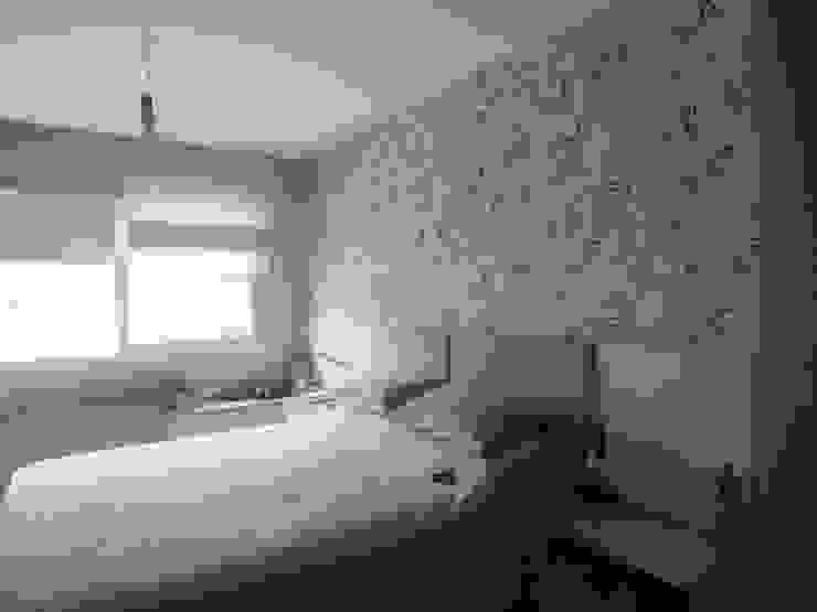 Dormitório casal Quartos clássicos por Arketing Identidade e Ambiente Clássico