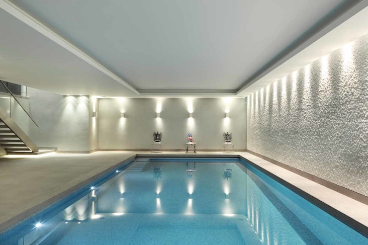 POOL Modern pool by Iggi Interior Design Modern