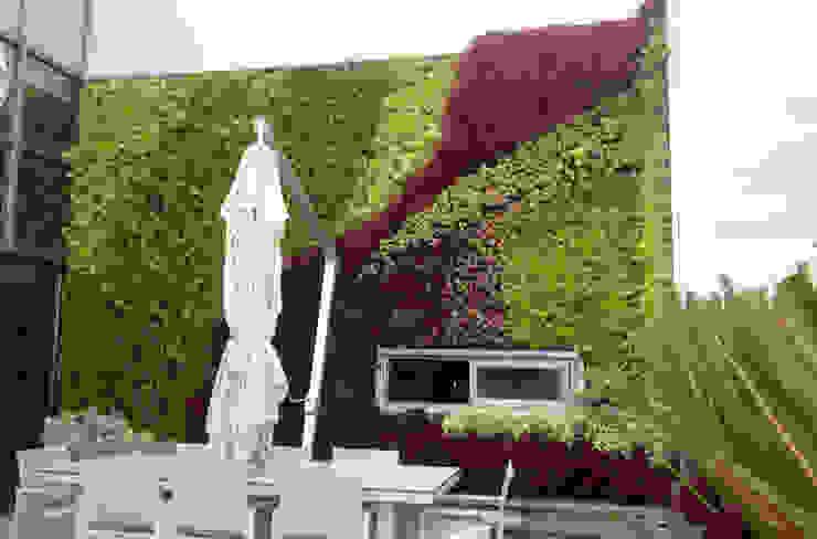 Jardín Vertical Estudios y despachos modernos de ENVERDE Moderno