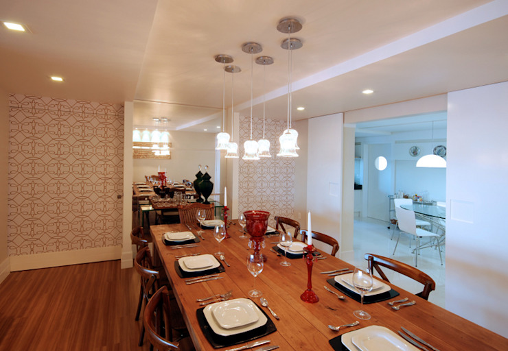 Neoarch Modern dining room