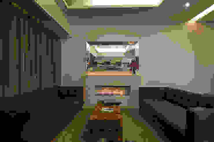 Departamento GC de kababie arquitectos Moderno