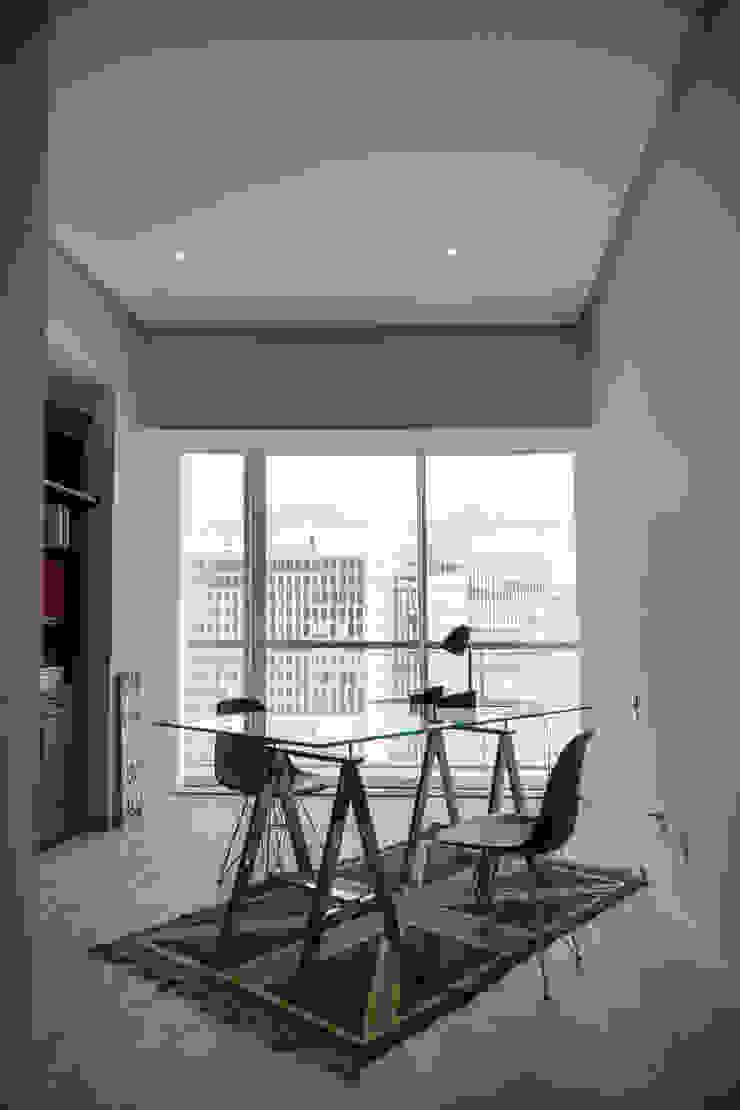 Departamento GC Oficinas de estilo moderno de kababie arquitectos Moderno