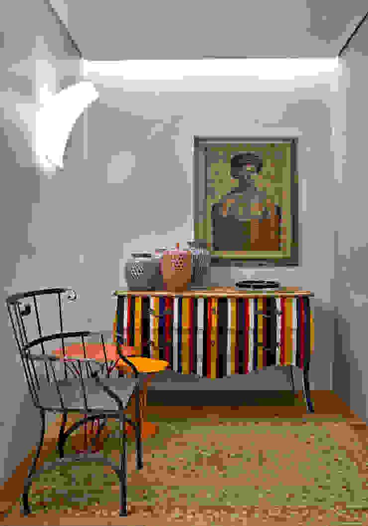 eclectic  by Nara Cunha Arquitetura e Interiores, Eclectic
