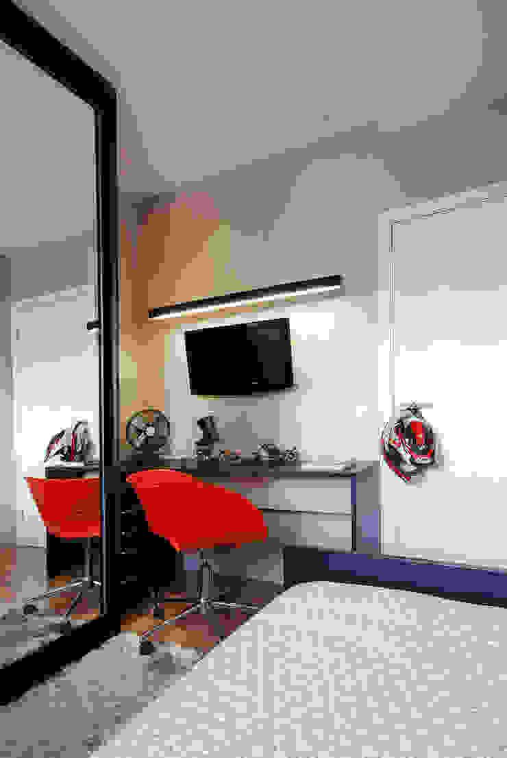Chambre moderne par Neoarch Moderne