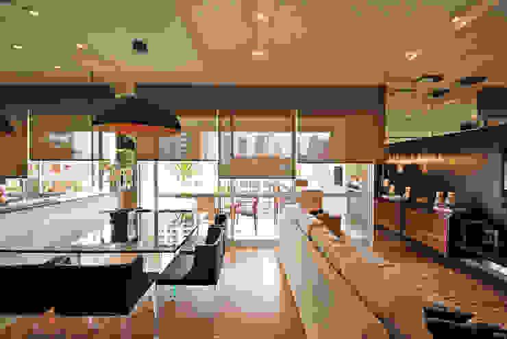 Гостиная в стиле модерн от Neoarch Модерн