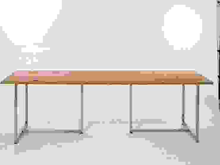 Eettafel model T3456 Industriële keukens van GHYCZY Industrieel