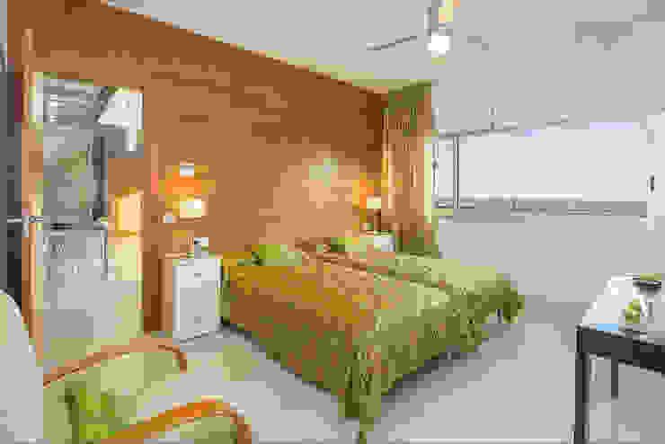 dormitorio con vista Dormitorios de estilo moderno de Per Hansen Moderno