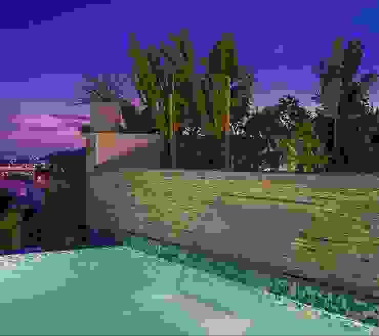piscina Piscinas de estilo moderno de Per Hansen Moderno