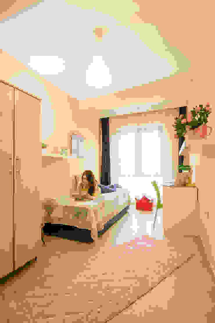 İç Mekan Mimari Fotoğraf Çekimleri Modern Yatak Odası NK Fotoğraf ve Video Prodüksiyon Modern
