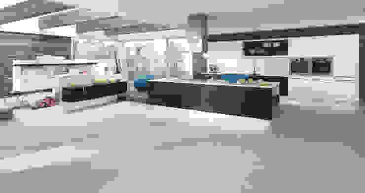 albox – MATT - Mavi: modern tarz , Modern
