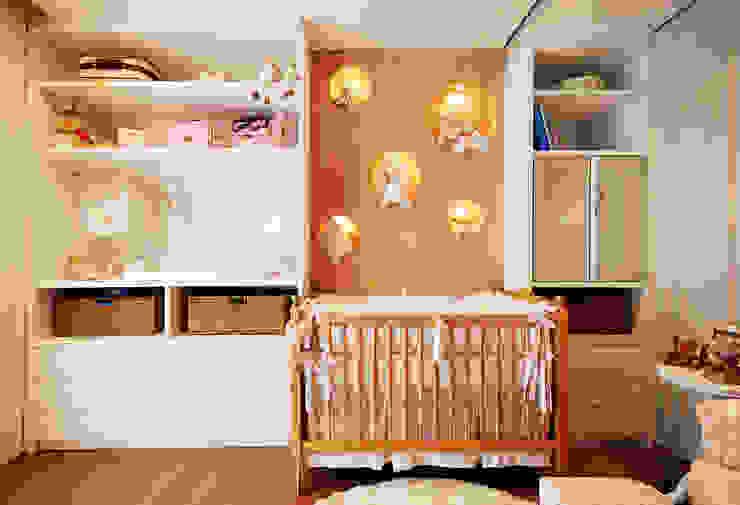 Neoarch Nursery/kid's roomBeds & cribs