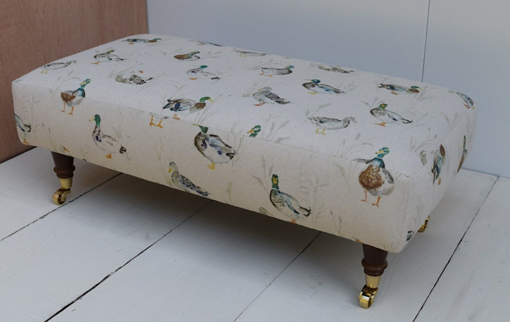 Paddling Ducks: country  by Herts Upholstery , Country