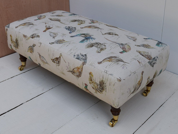 Game Birds: country  by Herts Upholstery , Country