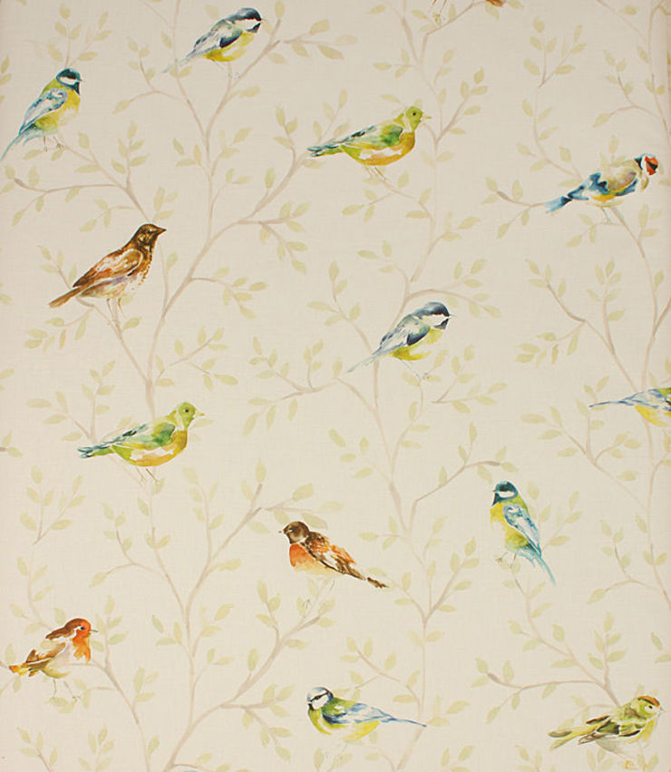 Garden Birds: country  by Herts Upholstery , Country
