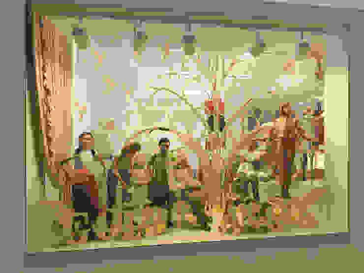 Интерьер магазина детской одежды <q>Golden angel</q> от Tutto design Классический