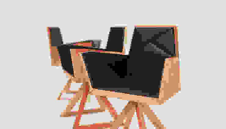 Fotel SIT: styl , w kategorii  zaprojektowany przez Delicious Concept,Nowoczesny