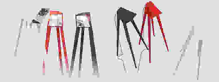 Lampa ELEFHANT: styl , w kategorii  zaprojektowany przez Delicious Concept,Nowoczesny