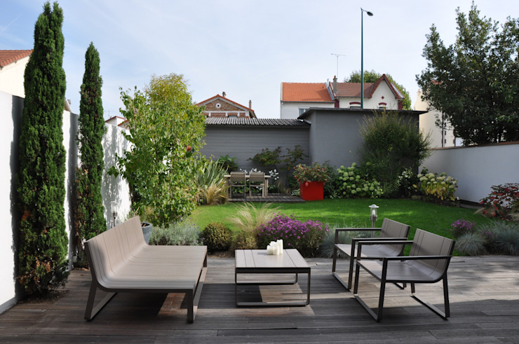 Jardines de estilo  por  GARDEN TROTTER, Moderno